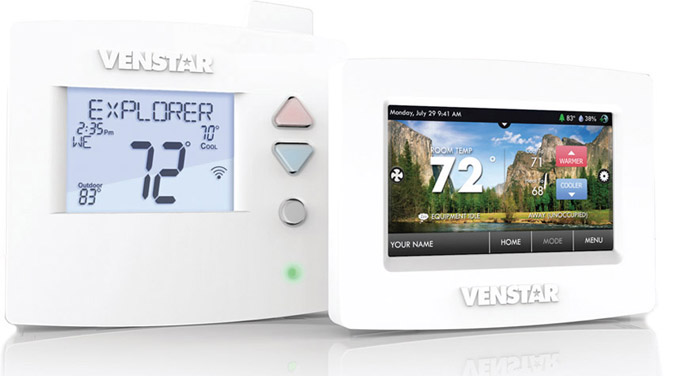 ColorTouch Thermostats